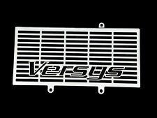 KAWASAKI VERSYS 650 (2010-2014) Mk2 Acero inoxidable rejilla del radiador