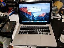 "Apple MacBook Pro A1278,2010 Core i5@2.5GHz, 4GB RAM,500GB,13.3"" (ref 3)"