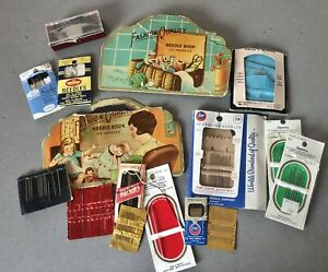 Vintage Lot of Sewing & Embroidery Needles