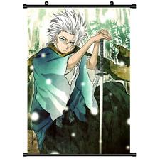 3428 Japan Anime Bleach Hitsugaya Toushirou Wall Scroll Home Decor cosplay