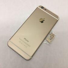 NUOVO iPhone 6 Ricambio Posteriore Alloggiamento Posteriore Coperchio Della Batteria Oro Champagne UK