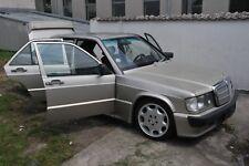 Mercedes 190e 2.3 16v, Bastlerfahrzeug ohne Garantie.