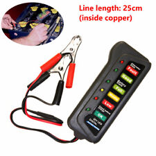 Battery-Charger Maintainer Grey 12V Trickle RV Car Truck Motorcycle Mower