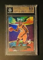 2014 Panini Select Courtside Julius Randle Tie Dye Prizm Rookie /25 RC BGS 9.5
