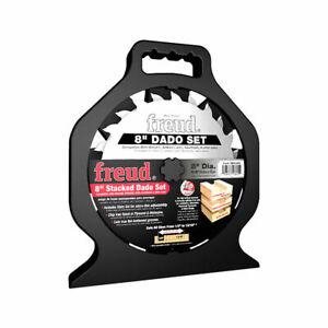 "Freud SD208S ""Pro Dado"" Titanium Carbide 8"" Saw Blade Kit Premium Quality BNIB"