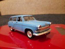 GAZ 22 VOLGA  model car 1:43 Deagostini Autolegend