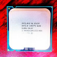 Intel Core 2 Quad Q9650 3.00 GHz 4 Cores CPU Processor Socket T 775 - US Seller
