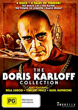 The Boris Karloff Collection - DVD Region All