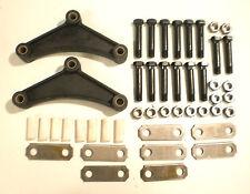 Tandem Axle Trailer Spring Suspension Rebuild Kit 7 to14000# Camper Repair Axel