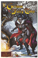 Grimm Fairy Tales #17 - Al Rio cover art, 2007, Zenescope Comics, Juniper Tree