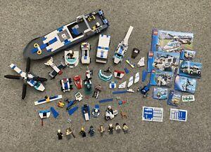 Lego City Police Random Bundle, Mini Figures & Vehicles