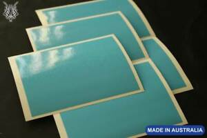 "15 Light Blue Wraps 6x1"""