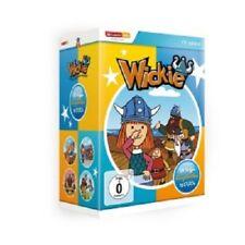 WICKIE UND DIE STARKEN MÄNNER-KOMPLETTBOX (78 FOLGEN)  12 DVD TV-SERIE NEU