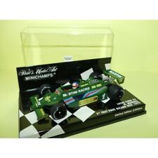 LOTUS FORD 79 TEST PAUL RICARD 1979 N. MANSELL MINICHAMPS 1:43