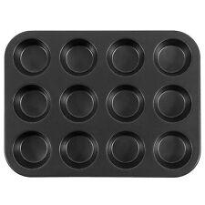 Muffin Backform 12er antihaftbeschichtet 35 x 26 cm / Form, Muffinform, Ø 6,5 cm