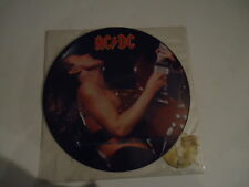 AC/DC – That's The Way I Wanna Rock N Roll - Picture Disc - Atlantic – A9098TP