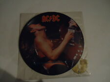 AC/DC ‎– That's The Way I Wanna Rock N Roll - Picture Disc - Atlantic ‎– A9098TP