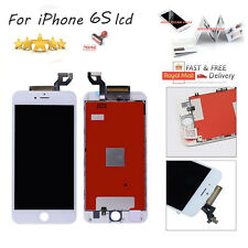 "For iPhone 6S 4.7"" Digitizer White Replacement Touch Screen LCD Display Assembly"