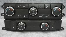 2009-2011 VW Routan Dual Zone A/C climate control switch