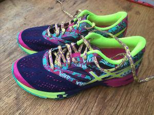 New Asics Womens Gel Noosa Tri 10 Running Shoes T5 80N Size eur 38 Uk 5 us 7