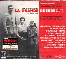 LA GRANDE GUERRE 1914-1918 VOL.2 - 3 CD ALBUM NEUF