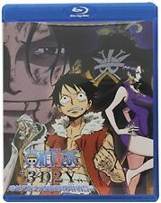 One Piece Movie: Episode Of Ace (3D2Y) (2014) [New Blu-ray] Hong Kong - Import