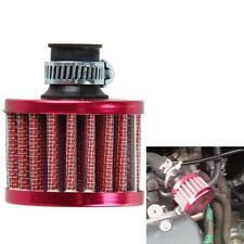 Mini Sport Luftfilter Kurbelwellengehäuse Entlüftungsfilter Motorentlüftung 12mm