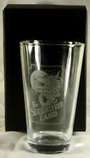 Loot Crate Fright An American Werewolf in London Slaughtered Lamb Pint Glass