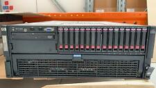 "Server HP DL580 G5 4x X7350 Quad Core 2.93Ghz / 128GB RAM / 16x 146gb 2.5""SAS VM"