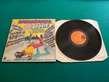 LP  Various – Breakdance Boogie (K-Tel – TG 1493)