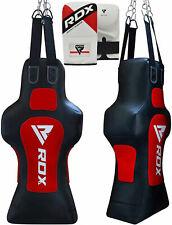 RDX Gefüllt Boxsack Boxen Kampfsport Sandsack Training Kickboxen Boxhandschuhe