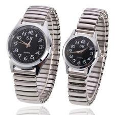 Stainless Steel Men Luxury Fashion Wristwatch Watches Quartz Wearable Devices