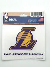 Los Angeles Lakers Wincraft Decal NBA Authentic USA Made Sticker Basketball Kobe