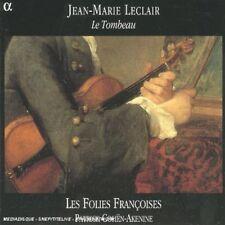 Patrick Coh n-Akenine, J. Leclair - Tombeau [New CD] Digipack Packaging