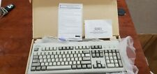 NEW!!!!!  Dell Quietkey PS/2 Keyboard Model Model 0463CD RT7D5JTW