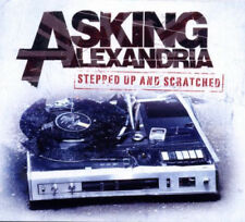 Asking Alexandria : Stepped Up and Scratched CD (2011) ***NEW***