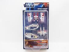 LOT 17229   Revell 00655 easy kit Star Wars Republic Gunship Bausatz NEU in OVP