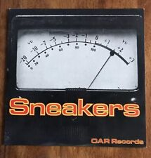 Sneakers - In The Red (CAR Records 1978) LP