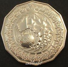 """** 2006 Australian """"Royal Visit"""" 50cent UNC**"""