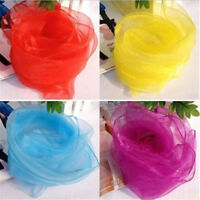 2pc Dance Scarves Juggling Mixed-coloured Sensory Toy For Toddler/Kid UR