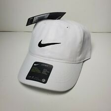 Nike Kids Baseball Cap Adjustable Hat White Unisex Toddler Size 2T-4T Baby