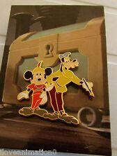 Disney Mickey Mouse Through The Years Mystery 1947 Mickey & Goofy Pin