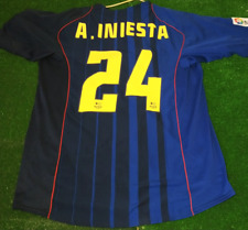 FC Barcelona A. INIESTA Away Jersey FCB 2004-2005 Nike