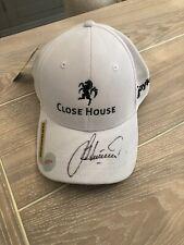 New listing Lee Westwood Signed Cap