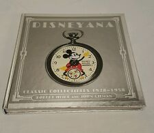 Disneyana Classic Collectibles 1928-1958 Book Heide Gilman 200 Pages 1994 Disney