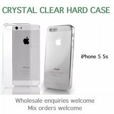 iPhone 5 5s iPhone SE Crystal Clear Ultra Thin Hard Case Buy 2 Get A 3rd Free!!!