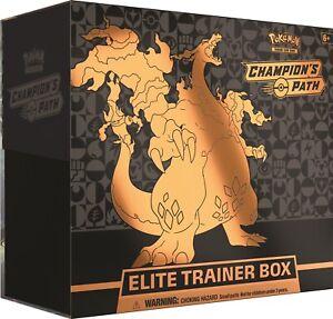 Pokemon - Sword & Shield Champions Path - Elite Trainer Box - NEW/SEALED