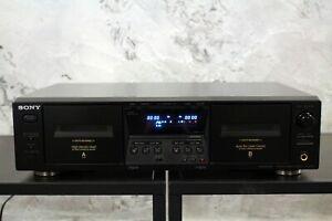 SONY TC-WE475 Auto-reverse Dual Tape Deck Cassette Recorder
