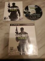 Call of Duty: Modern Warfare 3 (Sony PlayStation 3, 2011) PS3 *Tested*