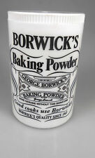Borwick's Baking Soda 100gm Baking Soda Made in UK Fast Shipping USA SELLER